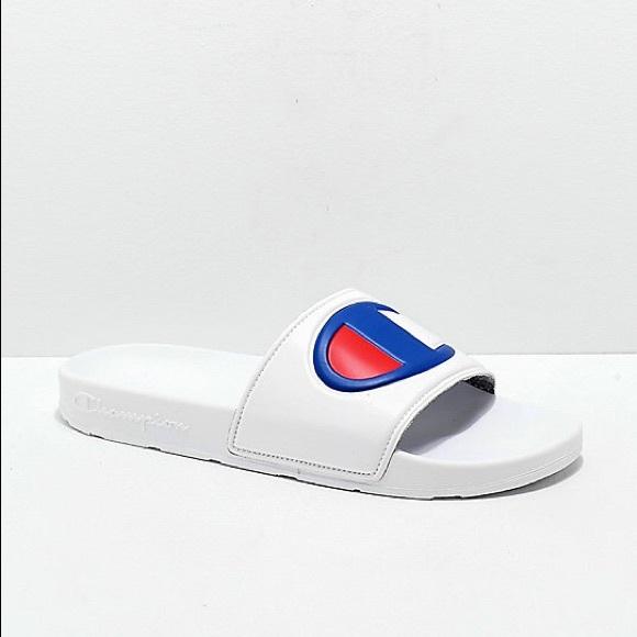 champion shoes sandals